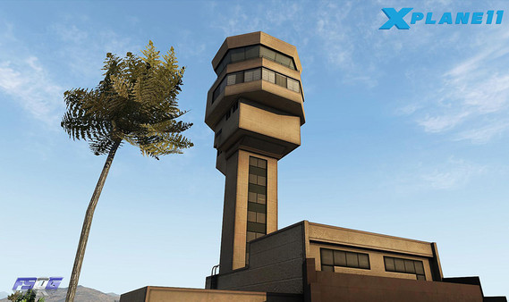 X-Plane 11 - Add-on: FSDG - Sharm El-Sheikh XP (DLC)