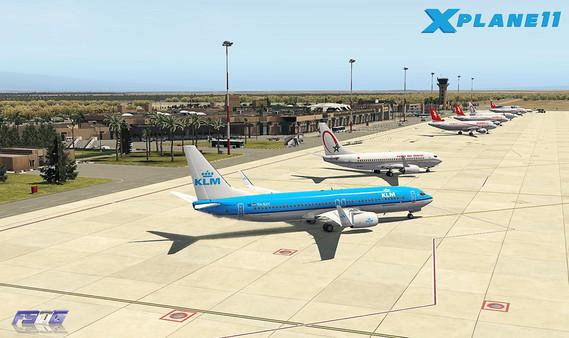X-Plane 11 - Add-on: FSDG - Agadir (DLC)