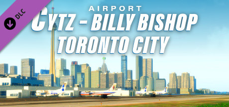 Купить X-Plane 11 - Add-on: Skyline Simulations -  CYTZ - Billy Bishop Toronto City Airport (DLC)