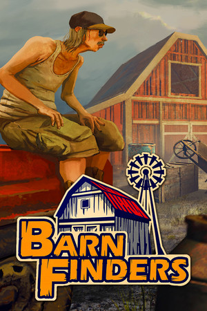 Barn Finders poster image on Steam Backlog
