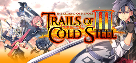 The Legend of Heroes Trails of Cold Steel III Capa