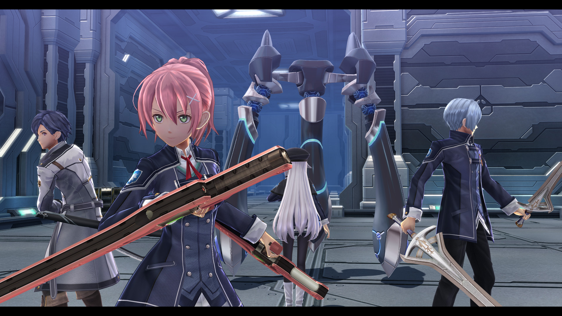 The Legend of Heroes: Trails of Cold Steel III [RePack] [2020|Eng|Multi3]