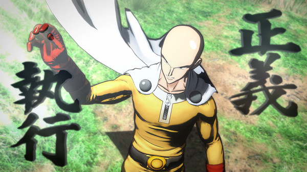 скриншот ONE PUNCH MAN: A HERO NOBODY KNOWS 0