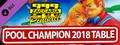 Zaccaria Pinball - Pool Champion 2018