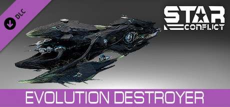 Star Conflict: Ellidium Destroyer Starter pack