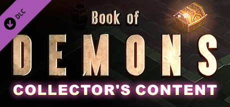 Book of Demons - Collector's Content