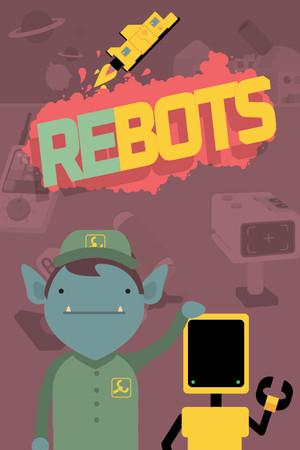 Rebots poster image on Steam Backlog