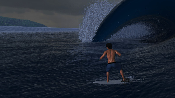 Virtual Surfing