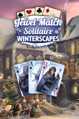 Jewel Match Solitaire Winterscapes poster image on Steam Backlog