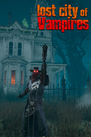 Lost City of Vampires poster image on Steam Backlog