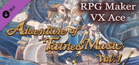 RPG Maker VX Ace - Adventure of Fairies Music Vol.1