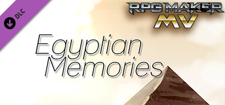 RPG Maker MV - Egyptian Memories