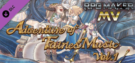 RPG Maker MV - Adventure of Fairies Music Vol.1
