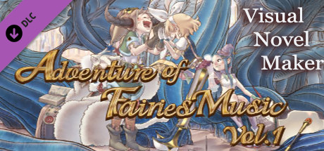 Visual Novel Maker - Adventure of Fairies Music Vol.1