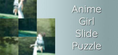 Anime Girl Slide Puzzle
