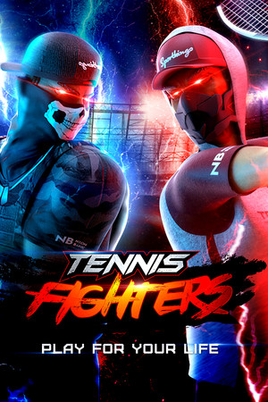 Tennis Fighters poster image on Steam Backlog