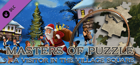 Masters of Puzzle - Christmas Edition: A Visitor in the Village Square