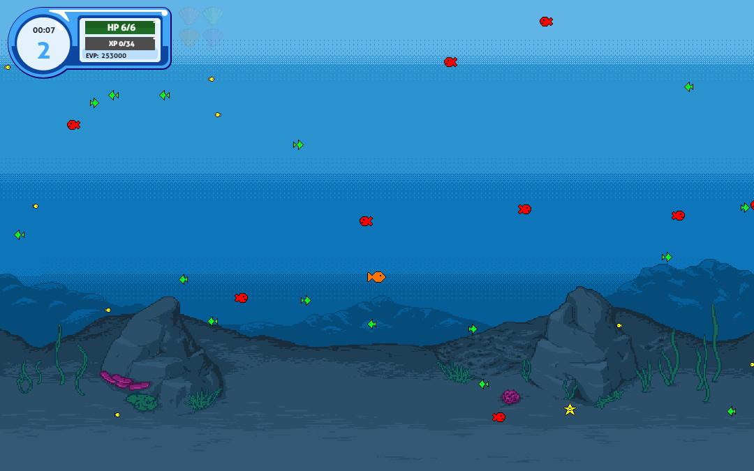 Pixel Fish on Steam