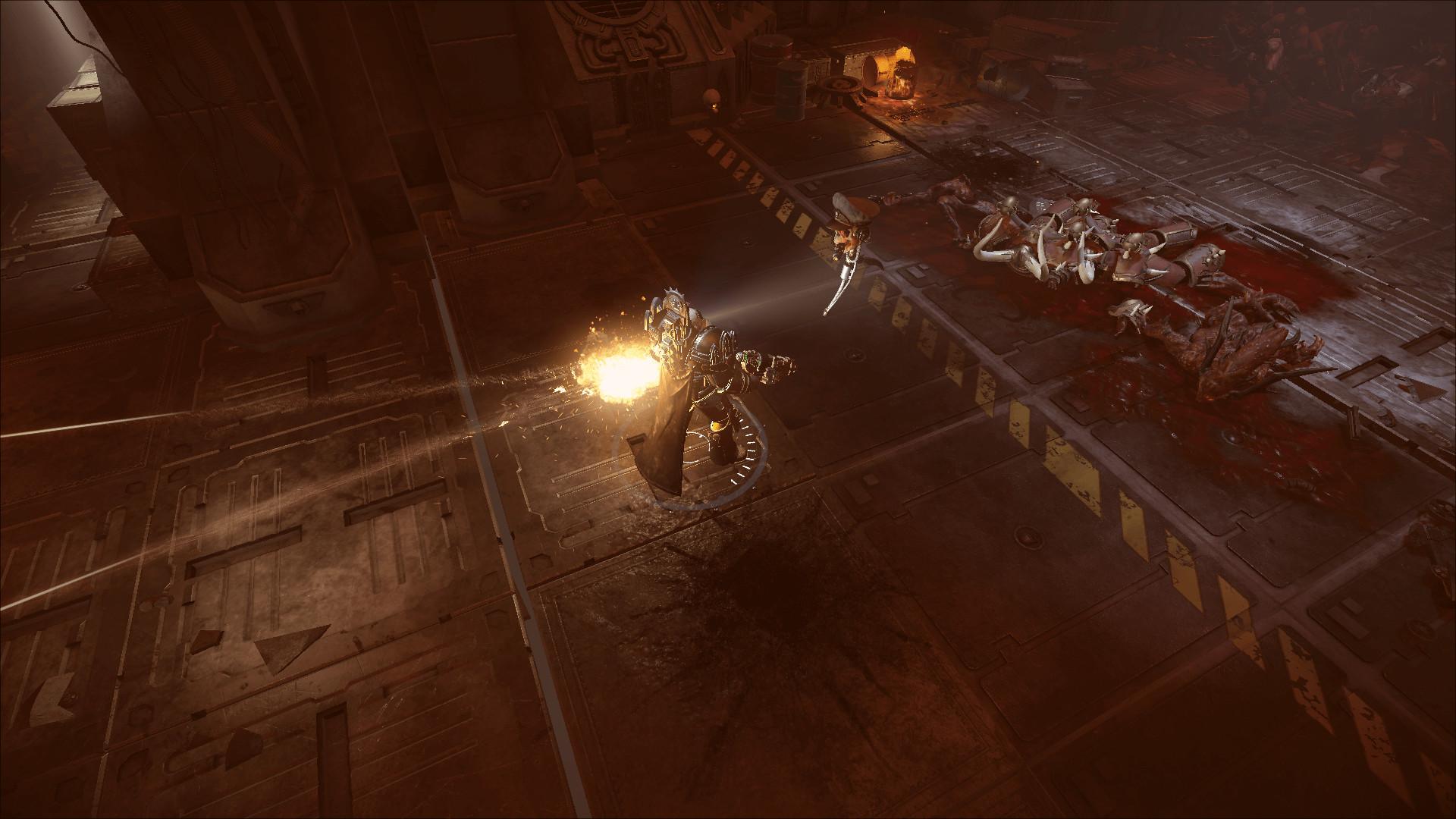 Warhammer 40,000: Inquisitor - Martyr: Servo Commissar-skull 2019 pc game Img-2