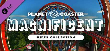 Image for Planet Coaster - Magnificent Rides Collection