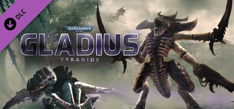 Warhammer 40,000: Gladius - Tyranids cover art