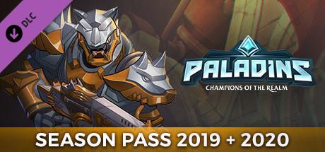 Paladins - Season Pass 2019 on Steam