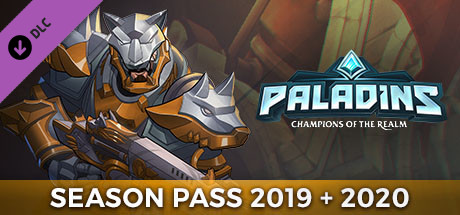 Paladins - Season Pass 2019 · AppID: 995960