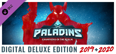 Paladins - Digital Deluxe Edition 2019