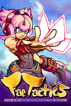 Fae Tactics poster image on Steam Backlog
