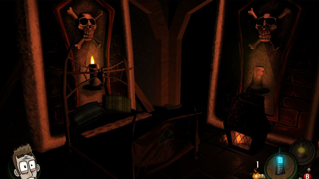 download haunted house full pc game