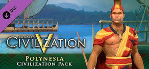 Civilization V - Civ and Scenario Pack: Polynesia