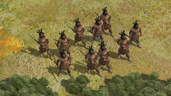Скриншот из Civilization V - Civ and Scenario Pack: Polynesia