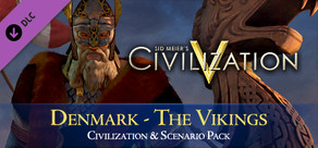 Civilization V - Civ and Scenario Pack: Denmark (The Vikings)