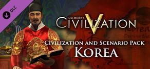 Civilization V - Civilization and Scenario Pack: Korea cover art