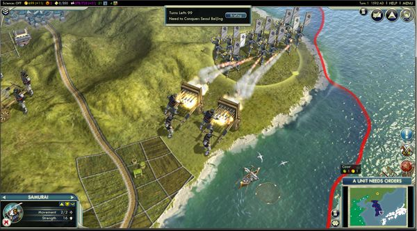 Civilization V - Civ and Scenario Pack: Korea (DLC)