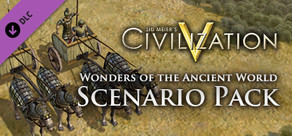 Civ V - Wonders of the Ancient World cover art