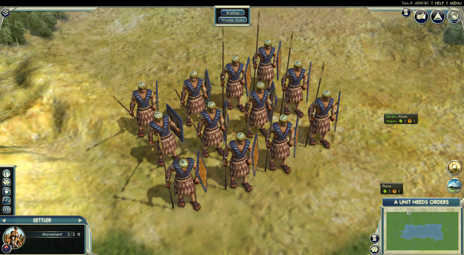 Civilization V - Scenario Pack: Wonders of the Ancient World