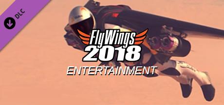 FlyWings 2018 - Entertainment