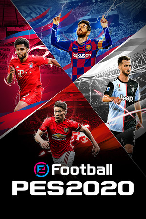 eFootball PES 2020 poster image on Steam Backlog