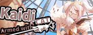 持猫少女凯蒂/Kaidi, armed with a cat