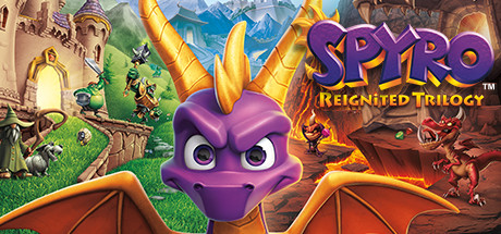 Spyro™ Reignited Trilogy cover art