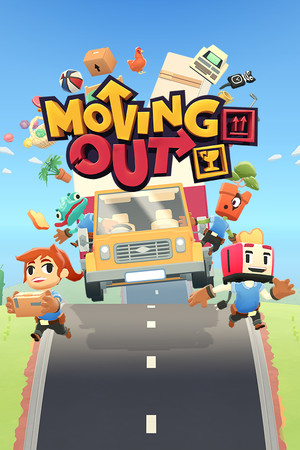 Moving Out poster image on Steam Backlog