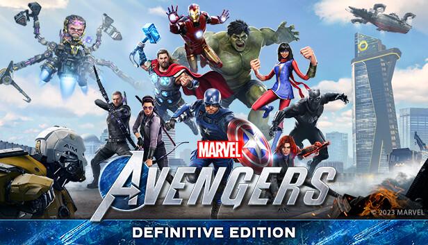 Marvel's Avengers su Steam