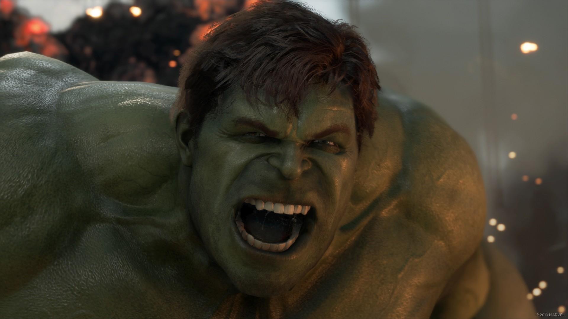 Spesifikasi Minimum Marvel's Avengers