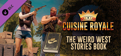 Cuisine Royale - The Wild West Stories Book