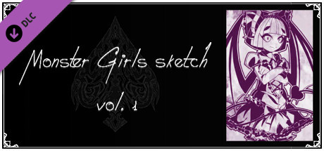 Monster Girl Sketch Vol.01