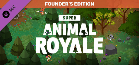 Super Animal Royale Founder's Edition