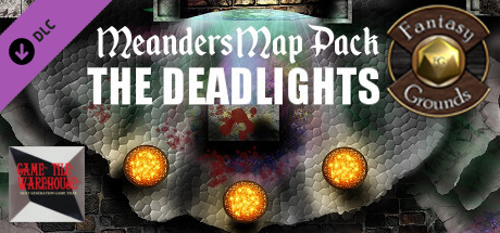 Fantasy Grounds - Meanders Map Pack: The Deadlights (Map Pack)