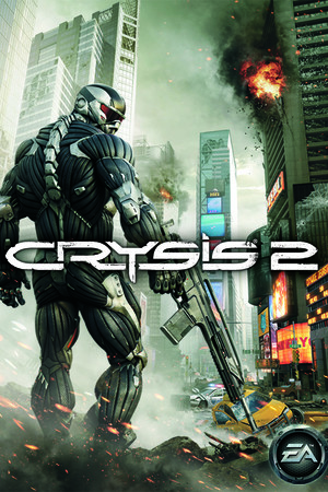 Crysis 2 - Maximum Edition poster image on Steam Backlog
