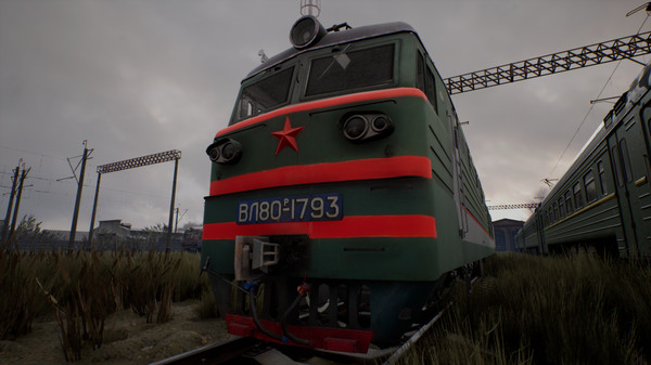 скриншот Trans-Siberian Railway Simulator 16